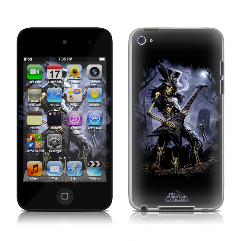 Play Dead iPod touch 4th Gen Skin
