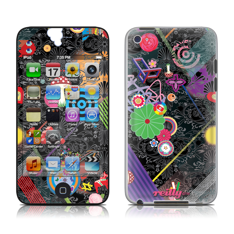 Play Time iPod touch 4th Gen Skin