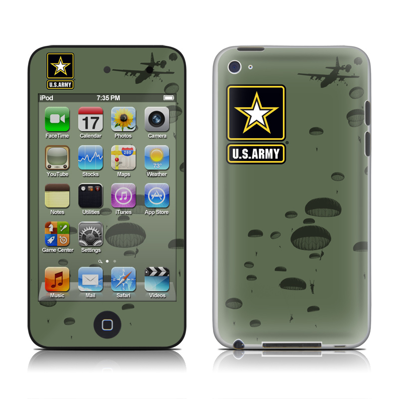 Pull The Lanyard iPod touch 4th Gen Skin