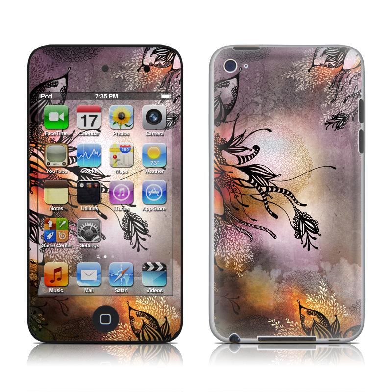 Purple Rain iPod touch 4th Gen Skin