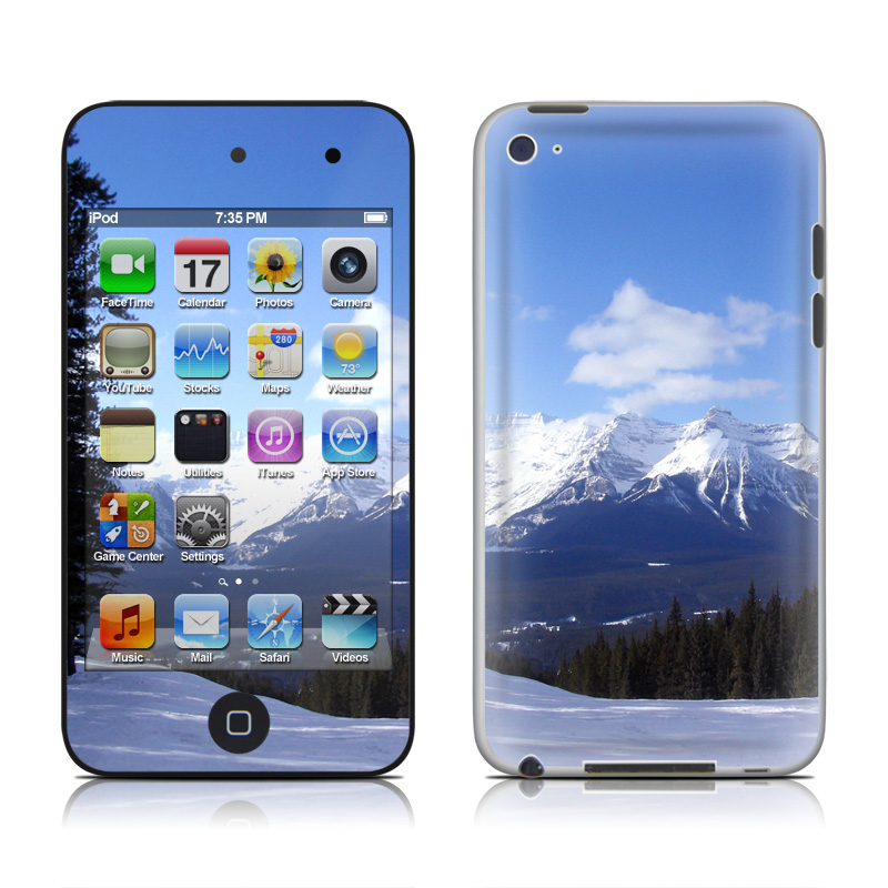 Rockies iPod touch 4th Gen Skin