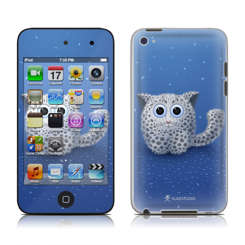 Snow Leopard iPod touch 4th Gen Skin