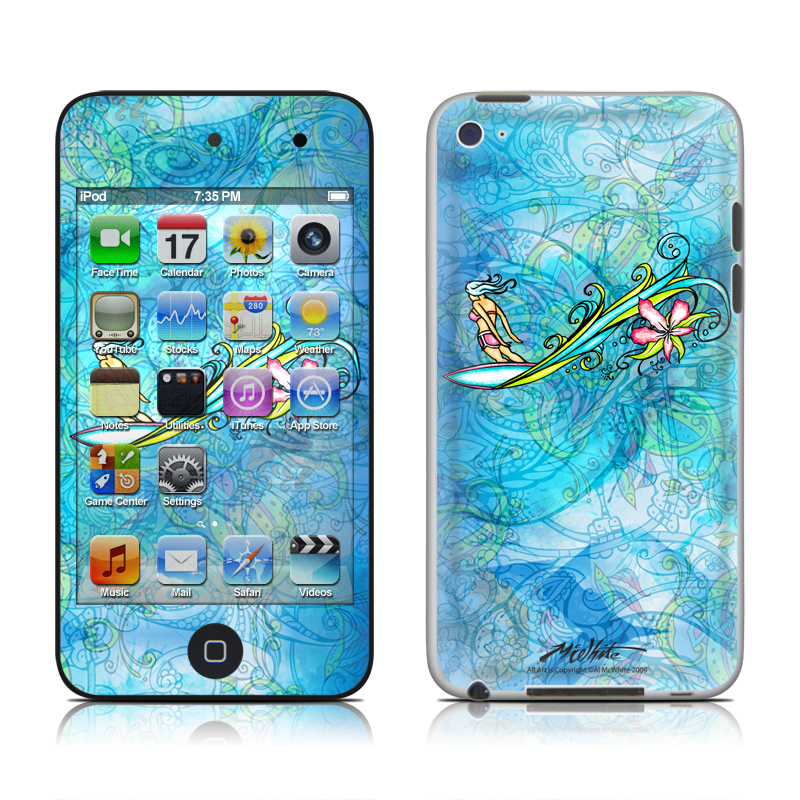 Soul Flow iPod touch 4th Gen Skin