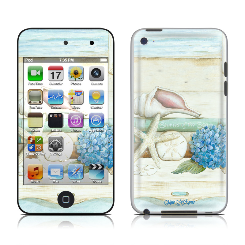 Stories of the Sea iPod touch 4th Gen Skin