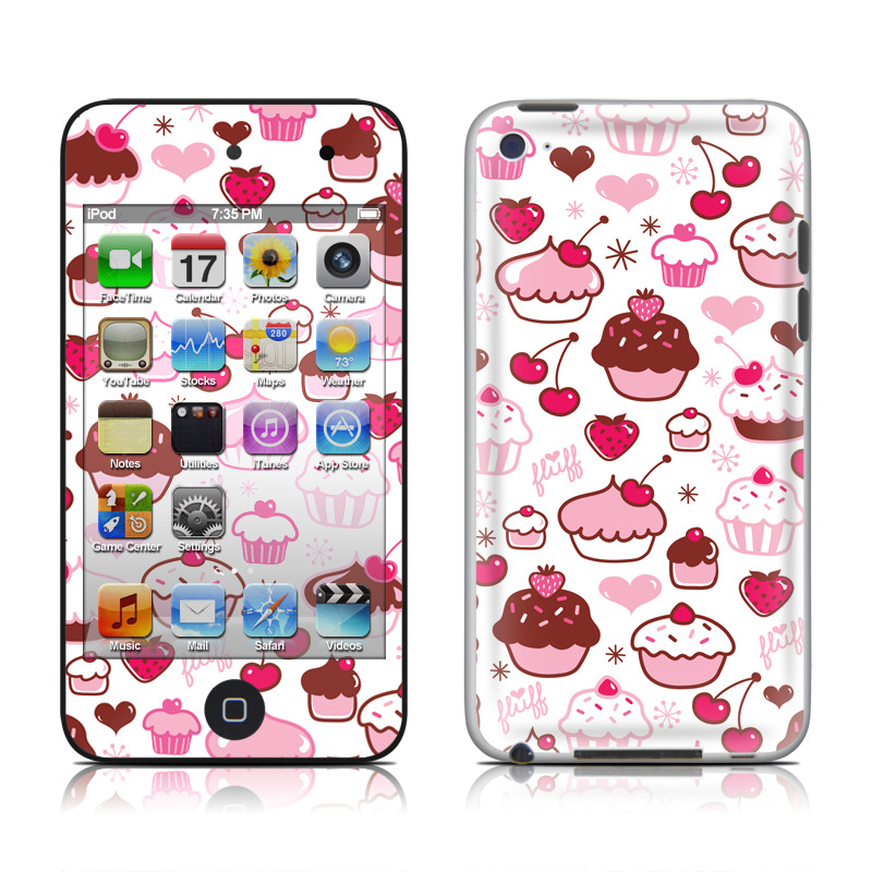 Sweet Shoppe iPod touch 4th Gen Skin