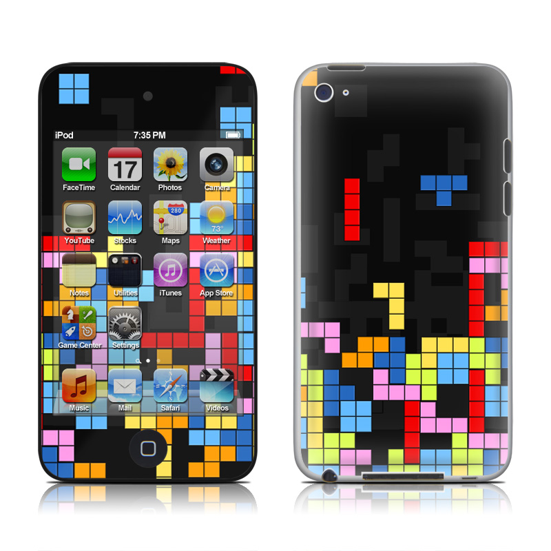 Tetrads iPod touch 4th Gen Skin