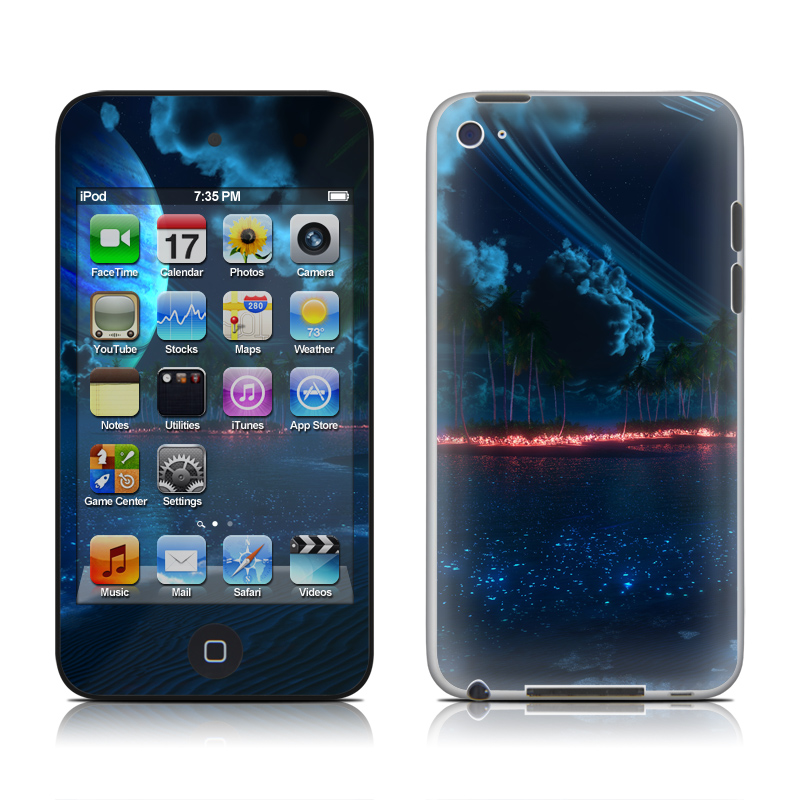 Thetis Nightfall iPod touch 4th Gen Skin