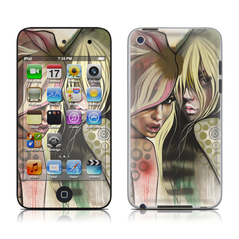 Two Betties iPod touch 4th Gen Skin