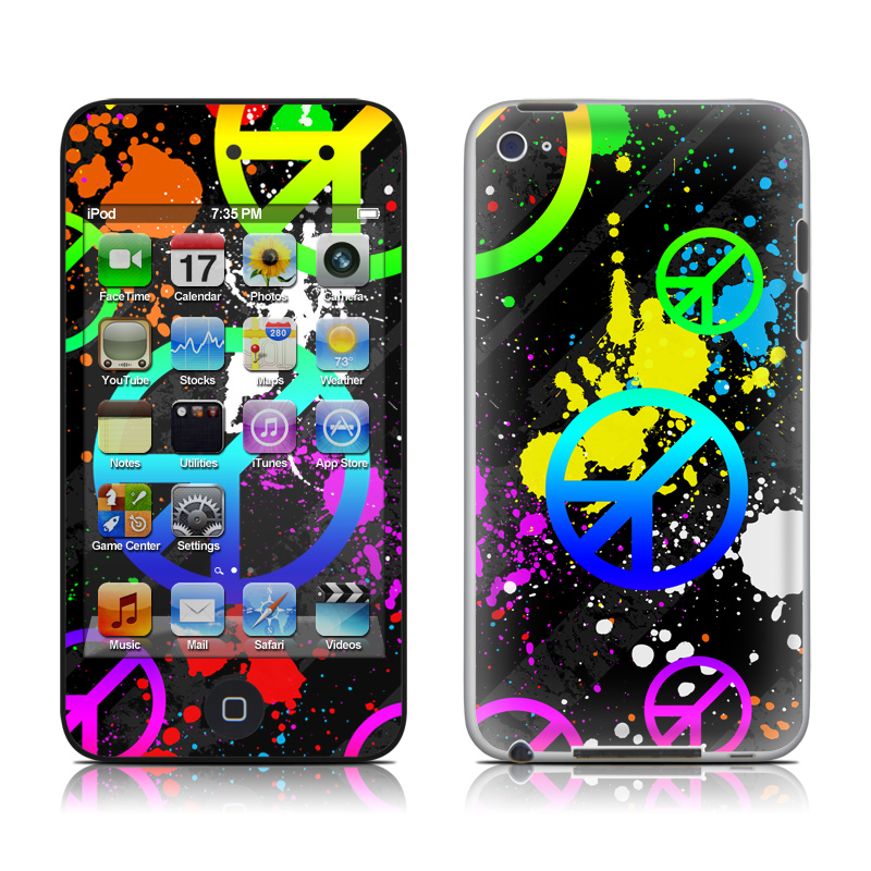 Unity iPod touch 4th Gen Skin