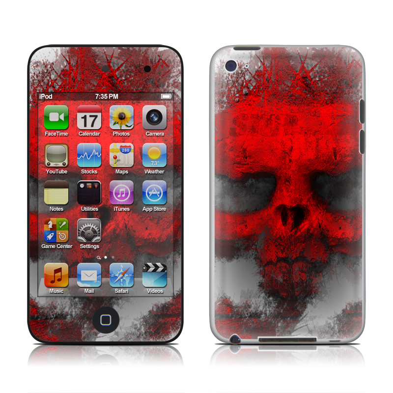War Light iPod touch 4th Gen Skin