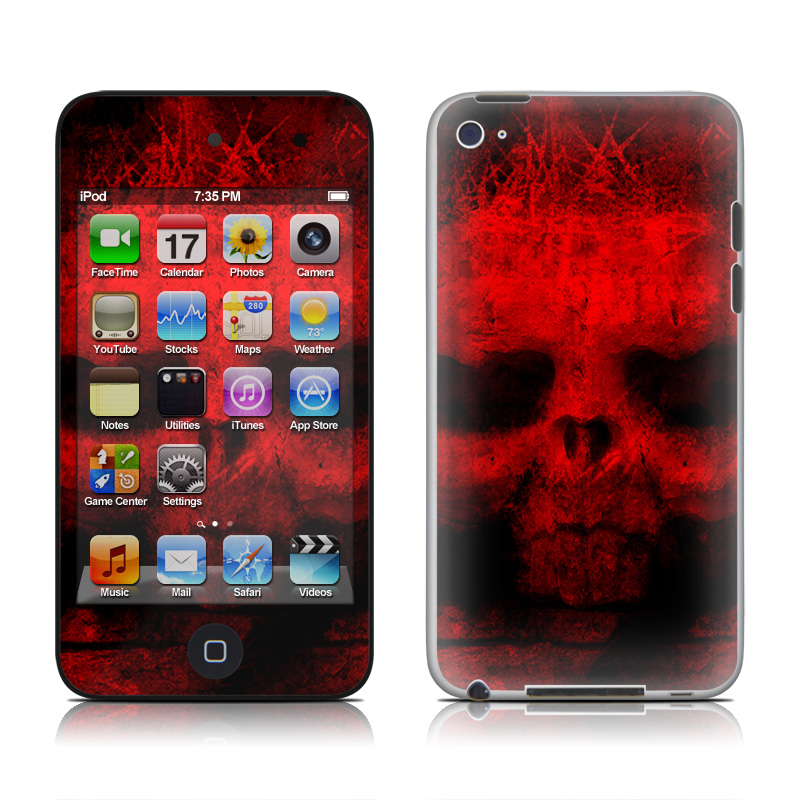 War iPod touch 4th Gen Skin