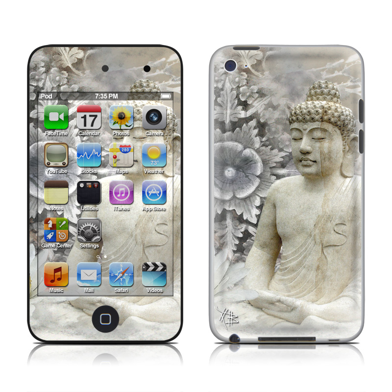 Winter Peace iPod touch 4th Gen Skin