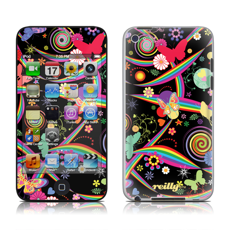 Wonderland iPod touch 4th Gen Skin