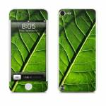 Green Leaf iPod touch 5th Gen Skin