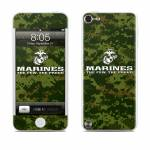 USMC Camo iPod touch 5th Gen Skin