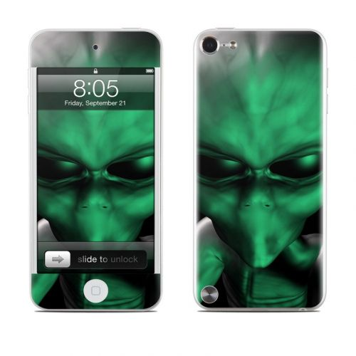 Abduction iPod touch 5th Gen Skin