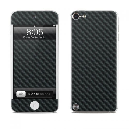 Carbon Fiber iPod touch 5th Gen Skin