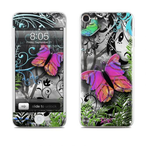 Goth Forest iPod touch 5th Gen Skin