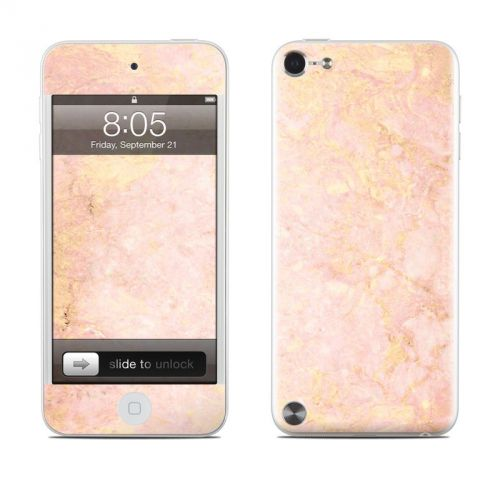 Rose Gold Marble iPod touch 5th Gen Skin