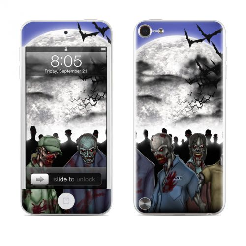 Undead iPod touch 5th Gen Skin
