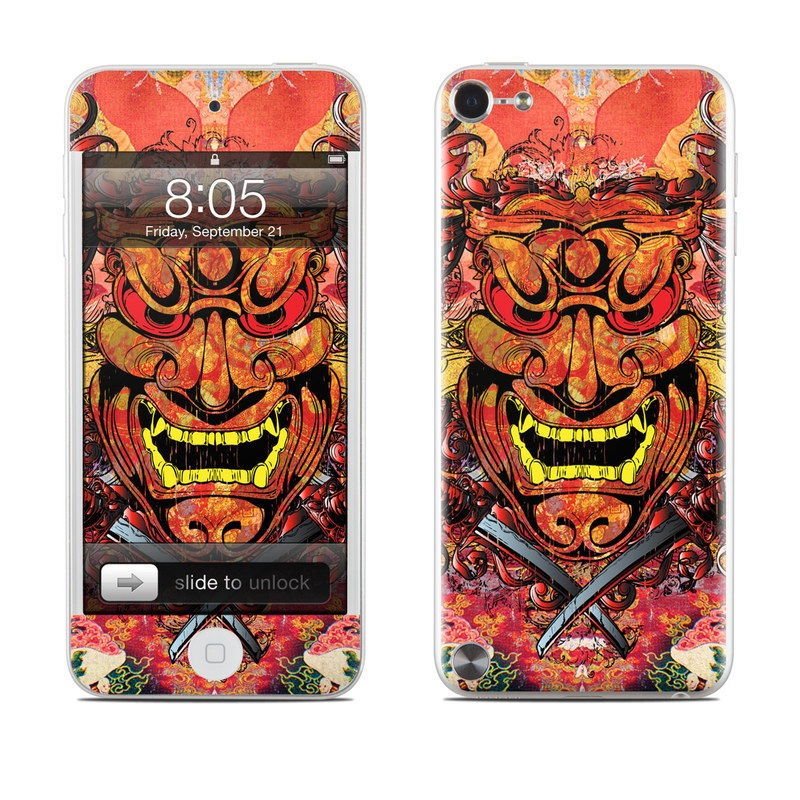 Asian Crest iPod touch 5th Gen Skin