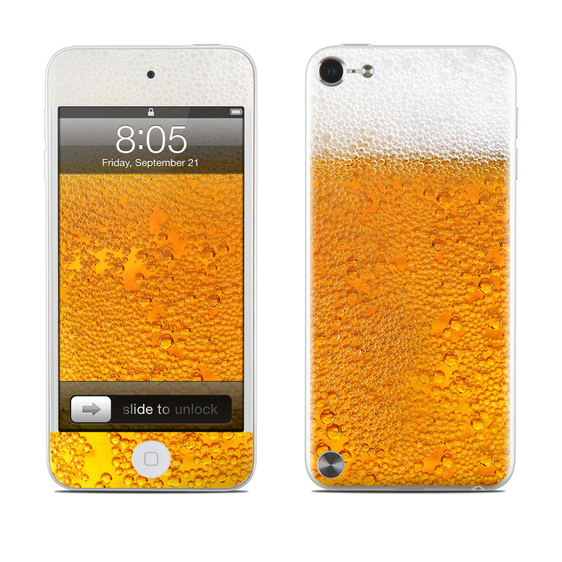 Beer Bubbles iPod touch 5th Gen Skin