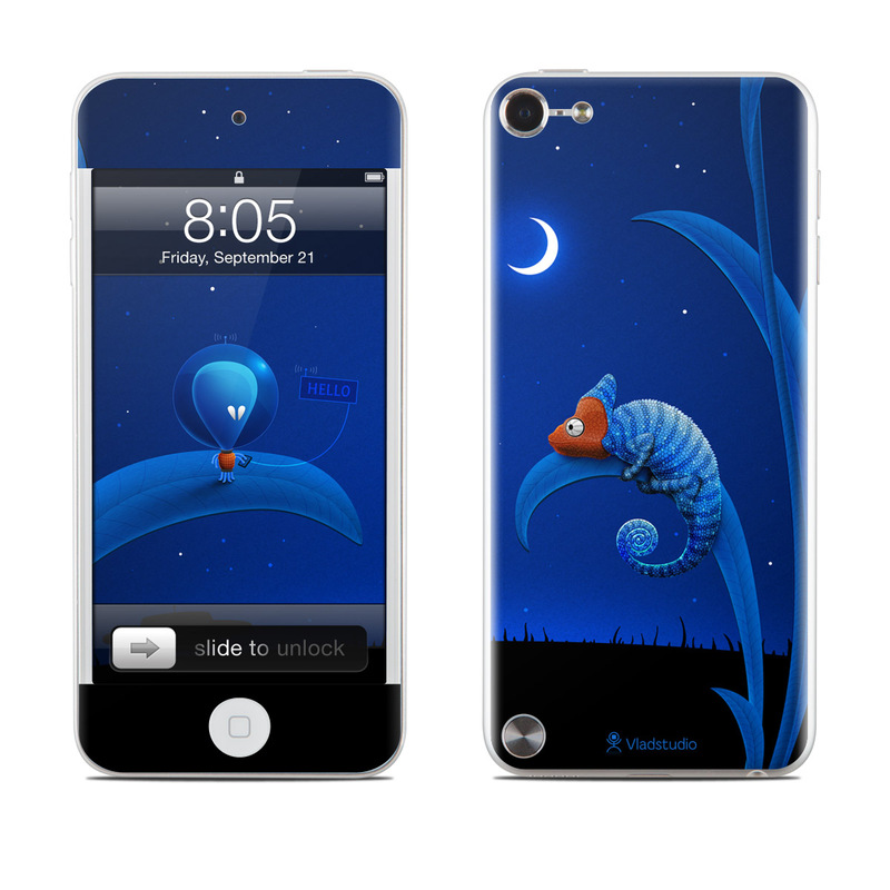 Alien and Chameleon iPod touch 5th Gen Skin