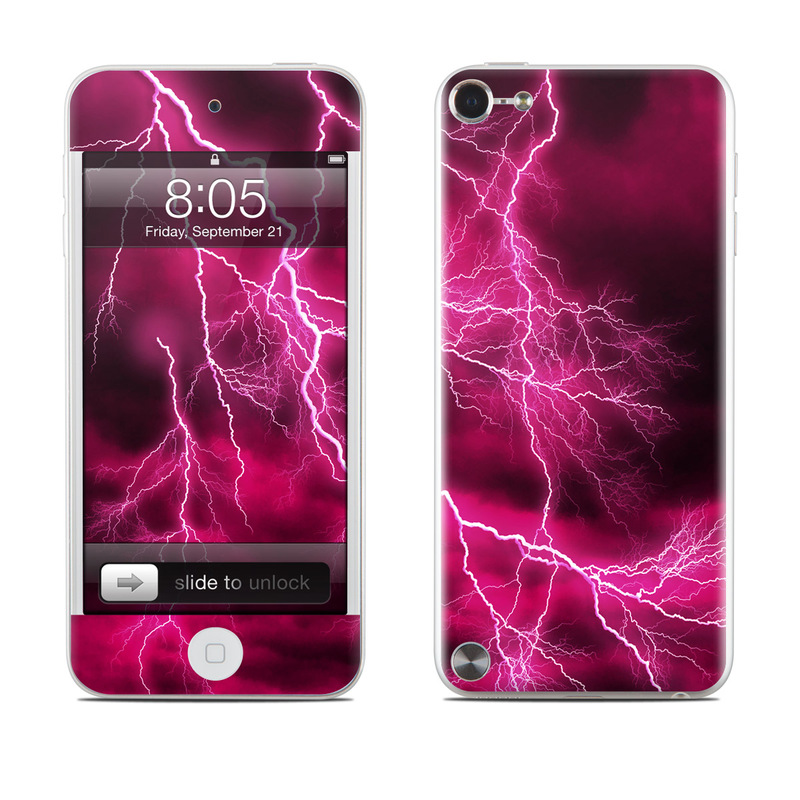 Apocalypse Pink iPod touch 5th Gen Skin