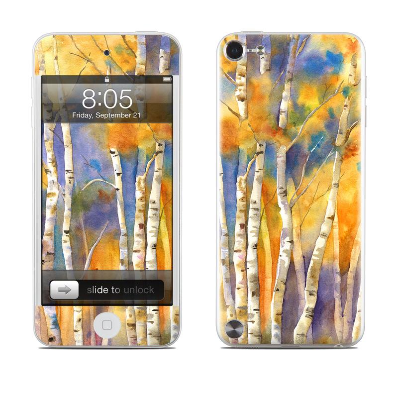 Aspens iPod touch 5th Gen Skin