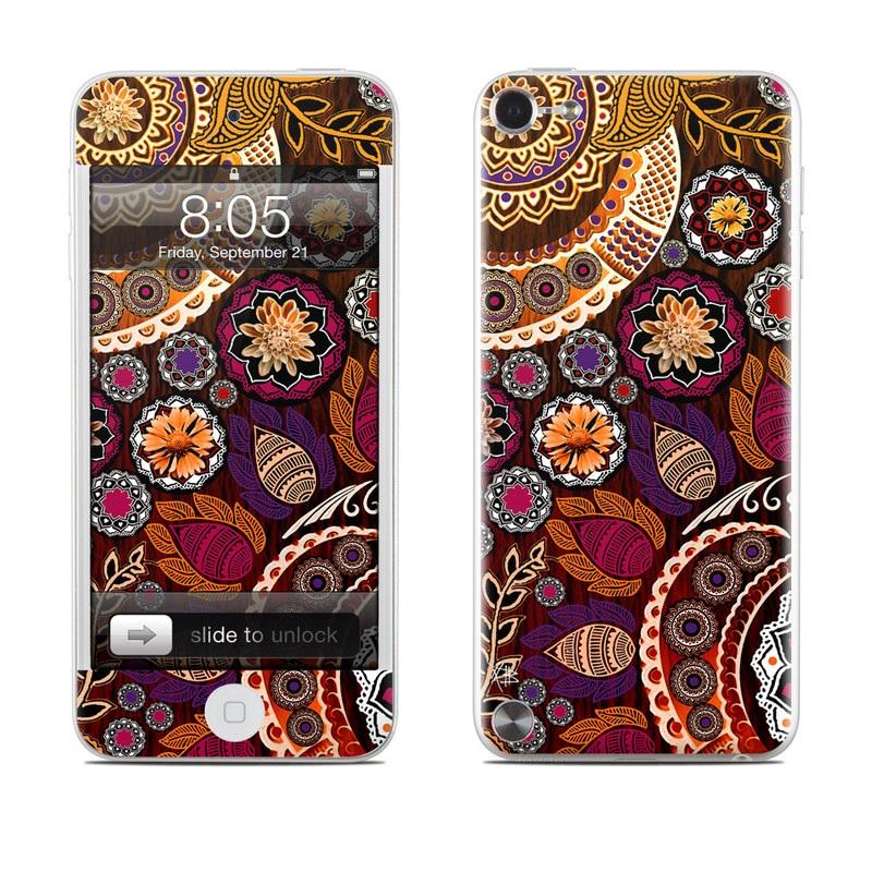 Autumn Mehndi iPod touch 5th Gen Skin