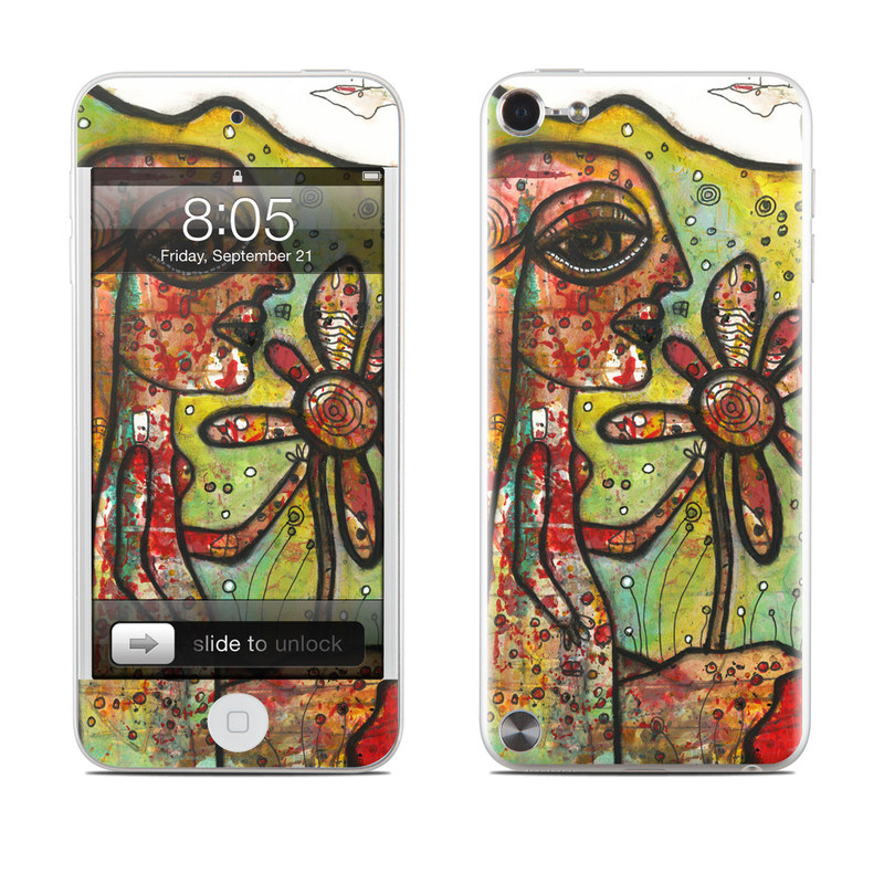 A Walk iPod touch 5th Gen Skin