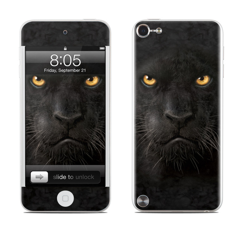 Black Panther iPod touch 5th Gen Skin