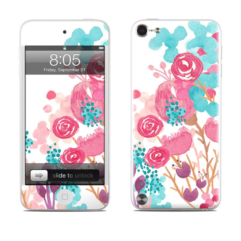 Blush Blossoms iPod touch 5th Gen Skin