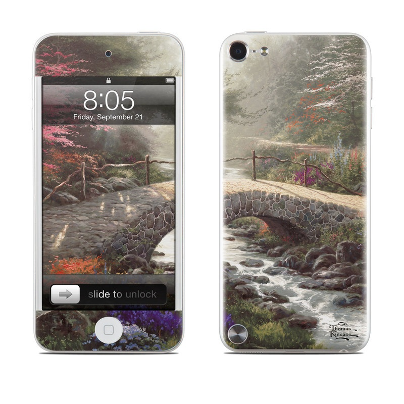 Bridge of Faith iPod touch 5th Gen Skin