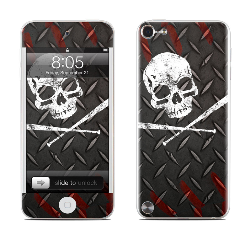 BP Bomb iPod touch 5th Gen Skin