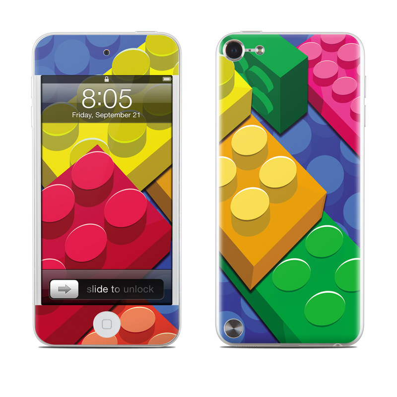Bricks iPod touch 5th Gen Skin