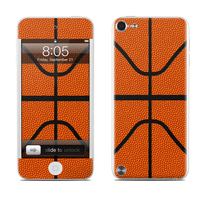 Basketball Ipod Touch 5th Gen Skin Istyles