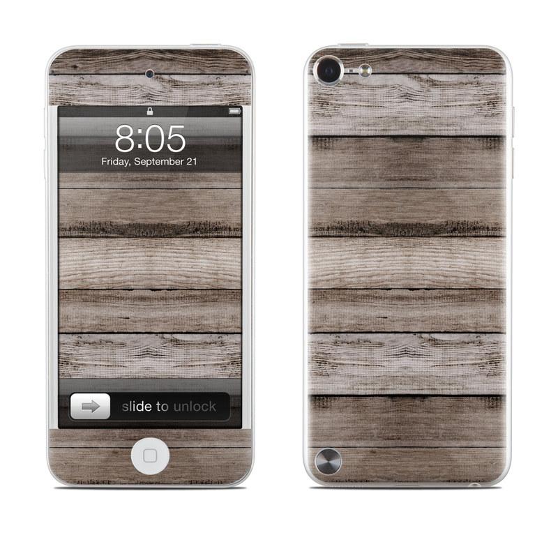 Barn Wood iPod touch 5th Gen Skin