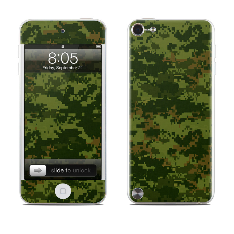 CAD Camo iPod touch 5th Gen Skin