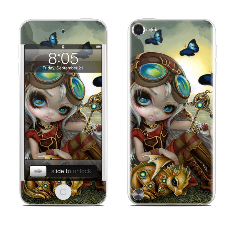 Clockwork Dragonling iPod touch 5th Gen Skin