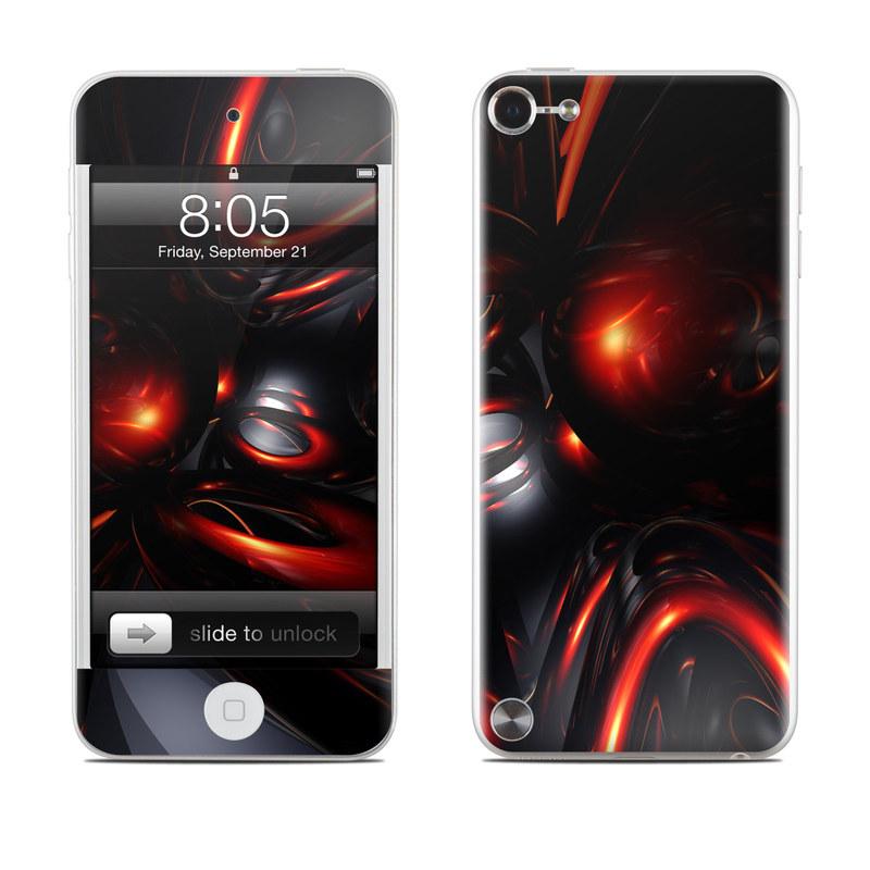 Dante iPod touch 5th Gen Skin