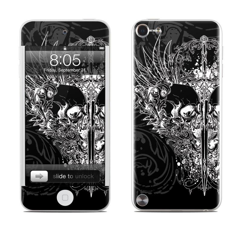 Darkside iPod touch 5th Gen Skin