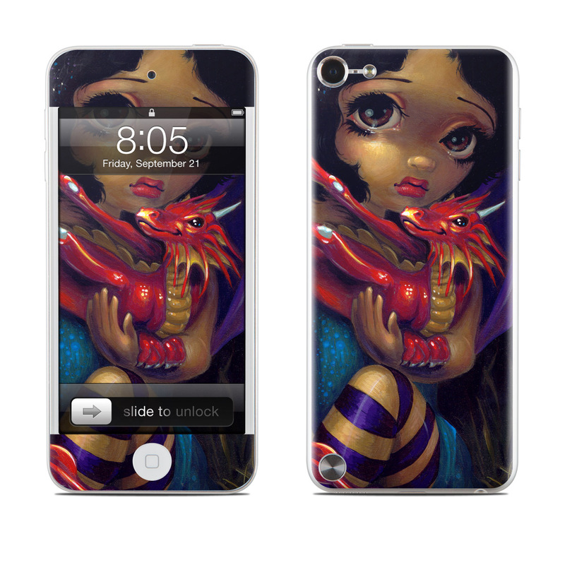 Darling Dragonling iPod touch 5th Gen Skin