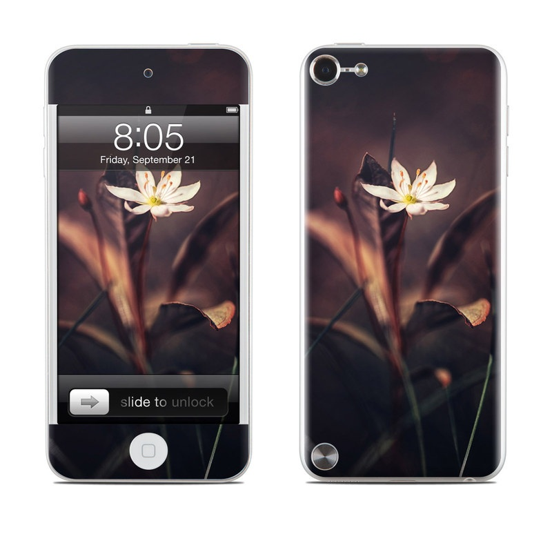 Delicate Bloom iPod touch 5th Gen Skin