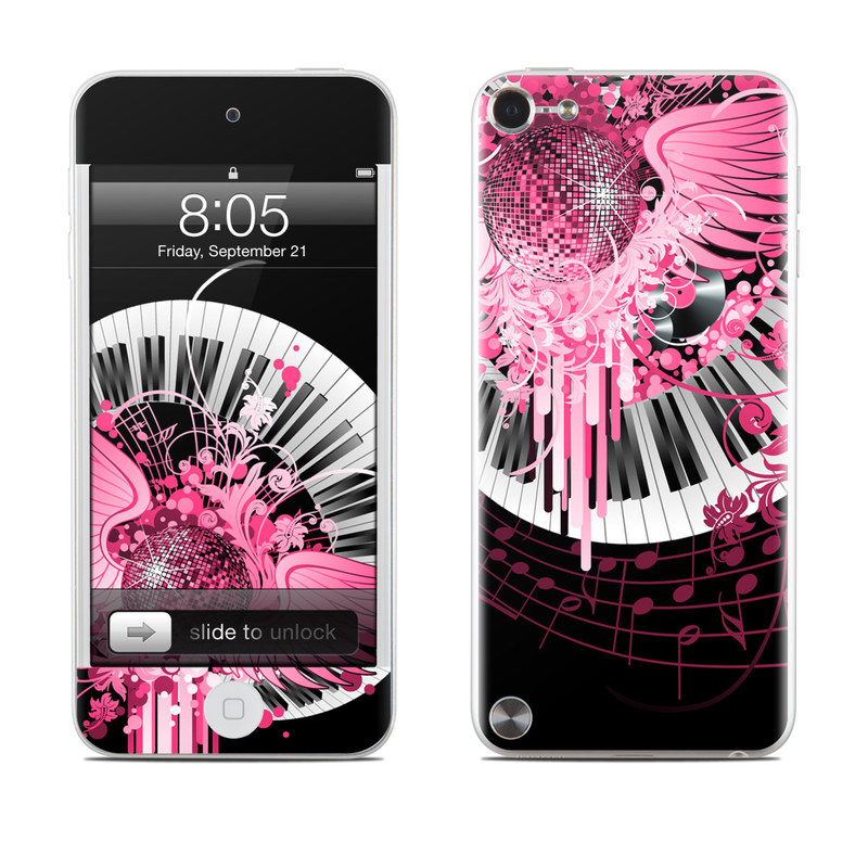 Disco Fly iPod touch 5th Gen Skin