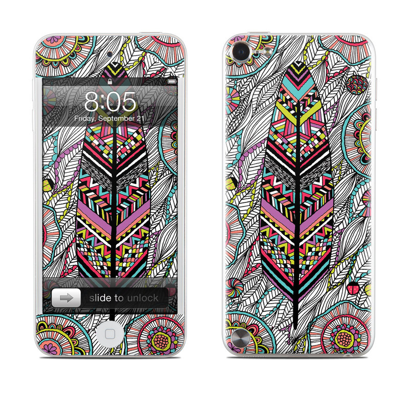 Dream Feather iPod touch 5th Gen Skin