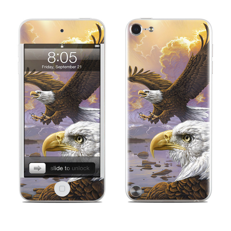 Eagle iPod touch 5th Gen Skin
