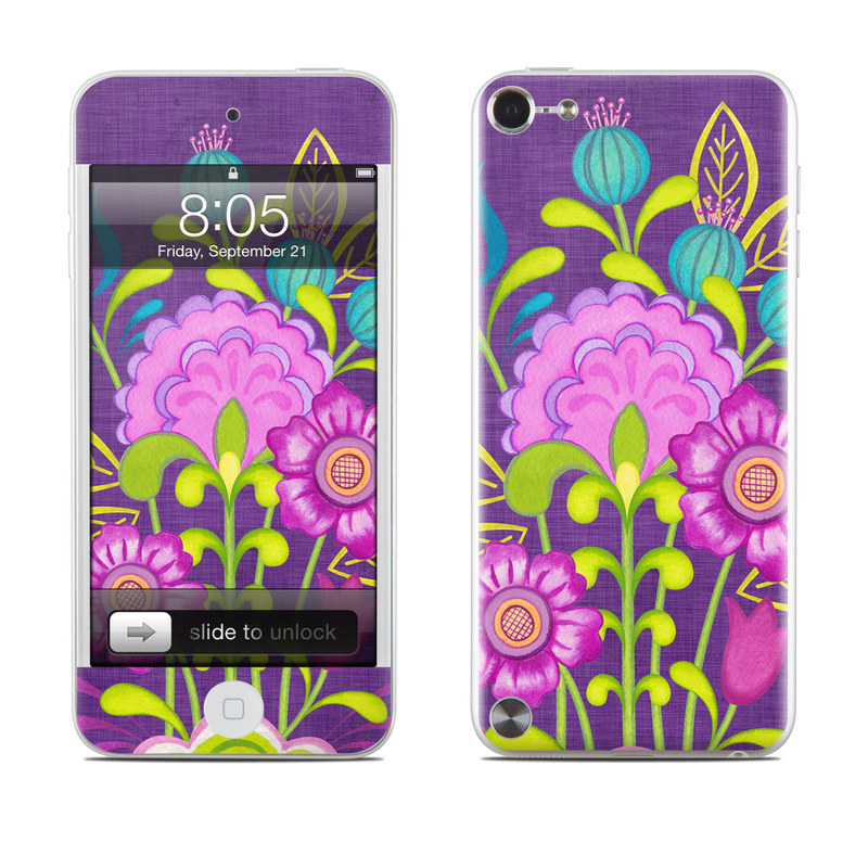 Floral Bouquet iPod touch 5th Gen Skin