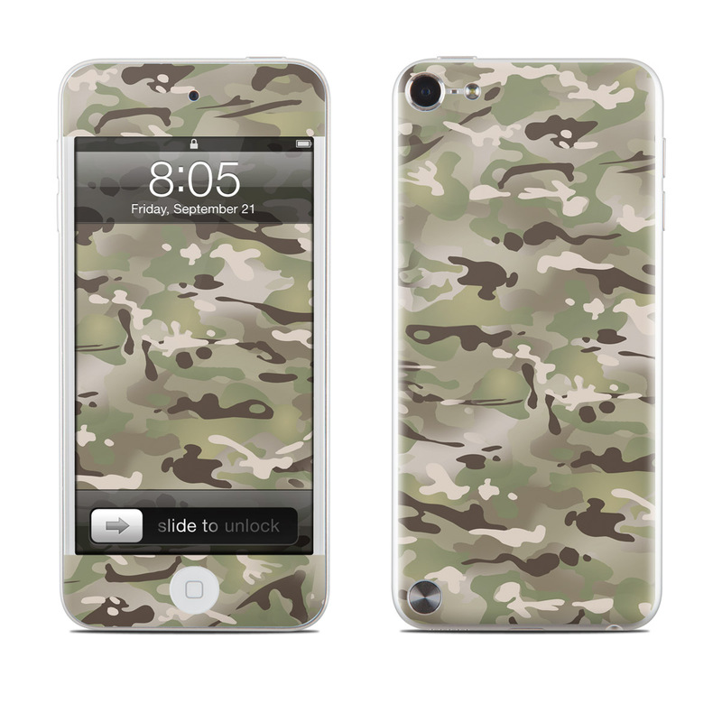 FC Camo iPod touch 5th Gen Skin