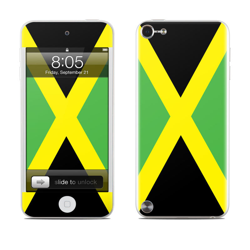Jamaican Flag iPod touch 5th Gen Skin